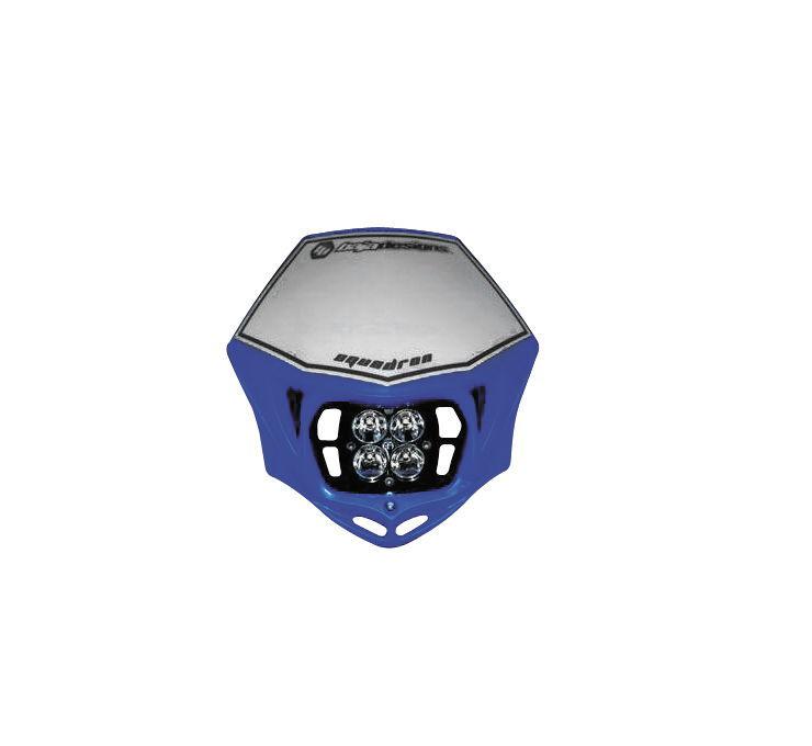 Baja Designs バハデザイン ヘッドライト本体・ライトリム/ケース SQUADRON 汎用LED ヘッドライトキット 【Squadron Universal LED Headlight Kits】 COLOR:Blue [564886]
