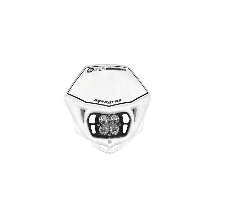 Baja Designs バハデザイン ヘッドライト本体・ライトリム/ケース SQUADRON 汎用LED ヘッドライトキット 【Squadron Universal LED Headlight Kits】 COLOR:White [564887]
