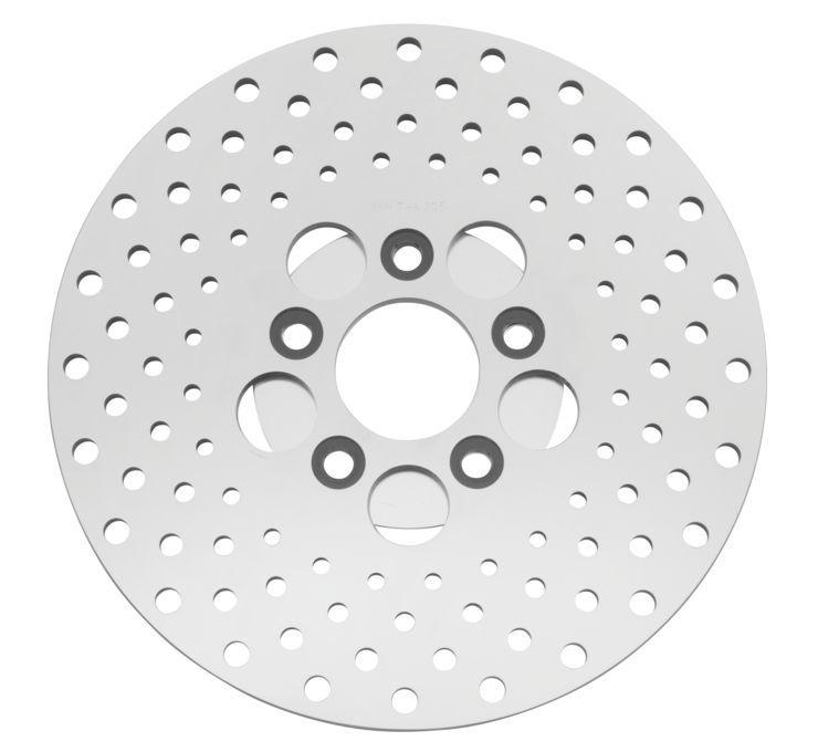 Biker's Choice バイカーズチョイス ミラー仕上げ ベントローター 【Mirror Finish Vented Rotors [619953]】 XL FX FX FL FL 72-84 O.E.M.: 41806-72B: Position: Front