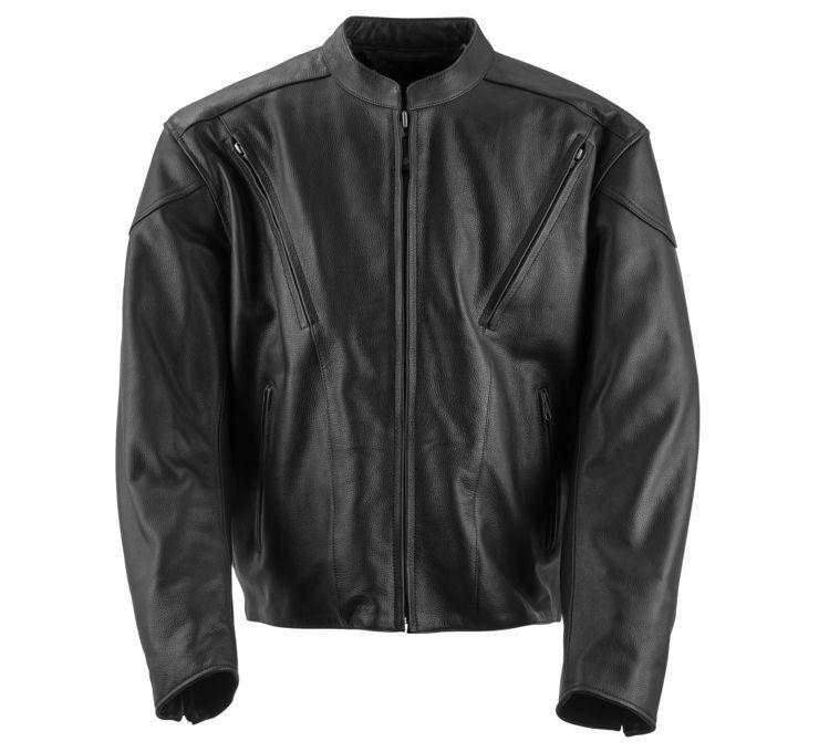 Black Brand ブラックブランド メンズ KILLER レザージャケット 【Men's Killer Leather Jacket】 Size:2XL [BB3196]
