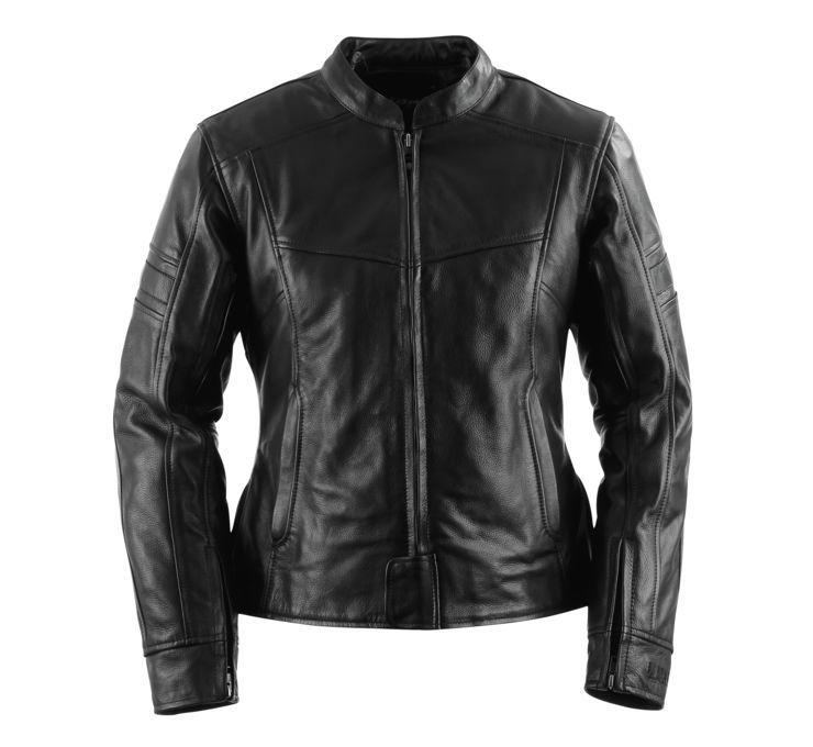 "Black Brand ブラックブランド レディース レザージャケット ""ETERNITY KOOLTEK"" 【Women's Eternity KoolTeK Leather Jacket レディース】 Size:L [BB3254]"