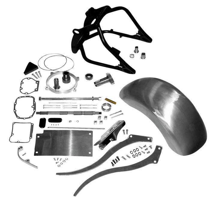 Biker's Choice バイカーズチョイス ワイドタイヤキット 【Wide Tire Kit [482757]】 FXST FLST