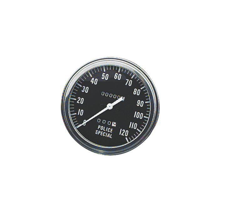 Biker's Choice バイカーズチョイス FLタイプ スピードメーター 【FL Type Speedometer [491294]】