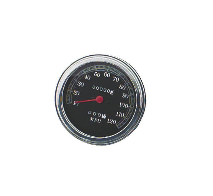 Biker's Choice バイカーズチョイス FLタイプ スピードメーター 【FL Type Speedometer [491320]】