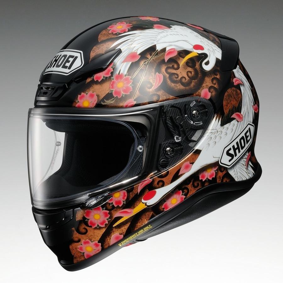 【在庫あり】SHOEI ショウエイ フルフェイスヘルメット Z-7 TRANSCEND [ゼット-セブン トランセンド TC-10 GOLD/BLACK] ヘルメット【Webike在庫限りで注文受付終了】 サイズ:XL (61cm)