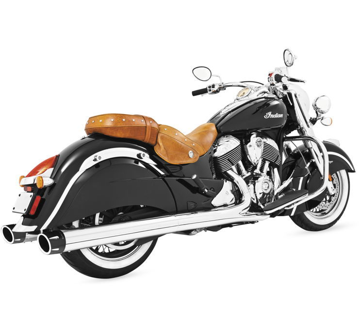 Freedom Performance Exhaust フリーダムパフォーマンスエキゾースト スリップオンサイレンサー INDIAN 【Slip-On Mufflers for Indian】 Chieftain 14-17 Darkhorse 15-17