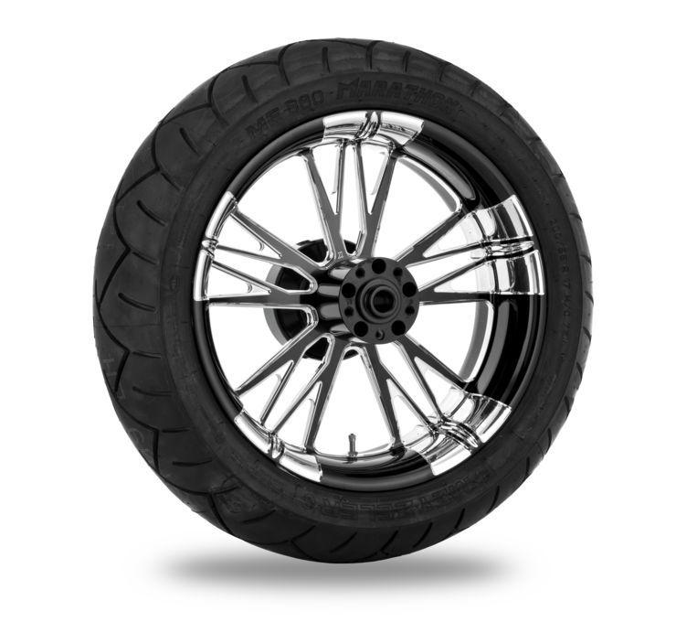 Xtreme Machine エクストリームマシン ホイール本体 EXECUTE ホイール 【Execute Wheel】 COLOR:Black Cut Xquisite [676938] FLH 08-17