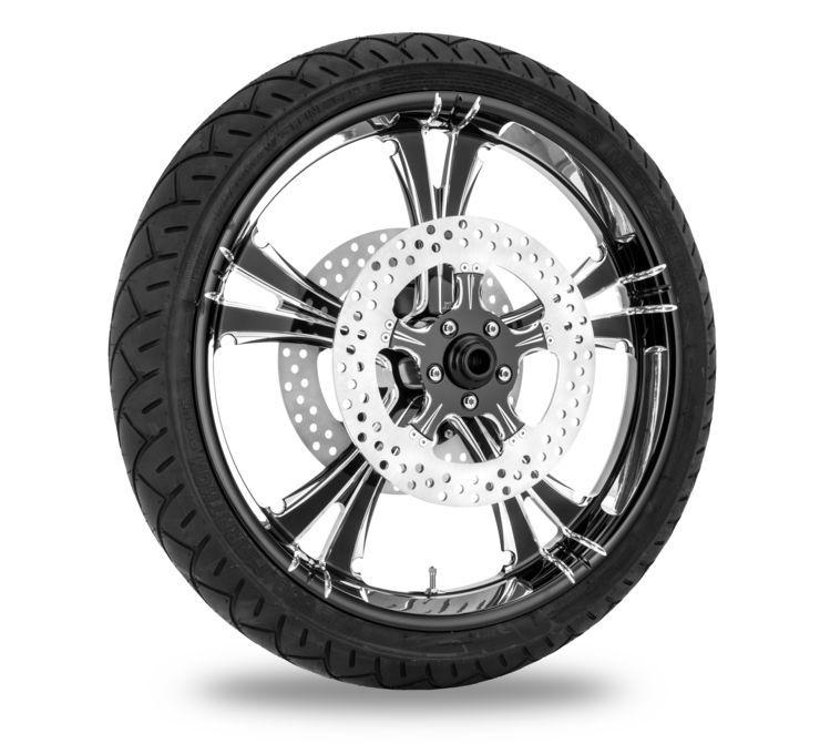 Xtreme Machine エクストリームマシン ホイール本体 FIERCE ホイール 【Fierce Wheel】 COLOR:Black Cut Xquisite [676940] FLH 08-17