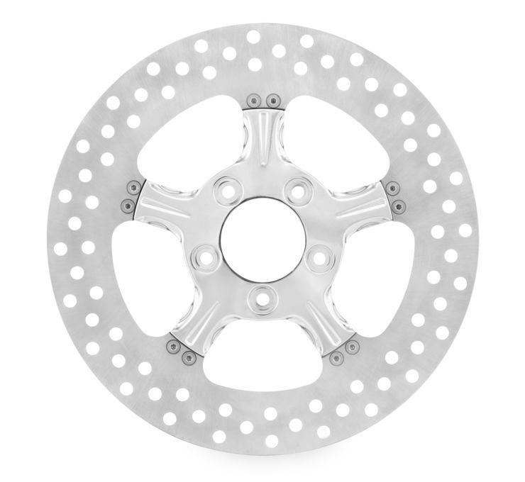 Xtreme Machine エクストリームマシン ディスクローター FIERCE ブレーキローター 【Fierce Brake Rotors】 COLOR:Chrome [678282] FLH FLST FLT FXD FXST XL