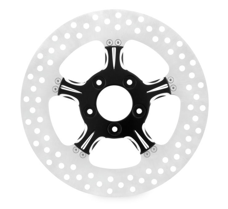 Xtreme Machine エクストリームマシン ディスクローター FIERCE ブレーキローター 【Fierce Brake Rotors】 COLOR:Black Cut Xquisite [678284]