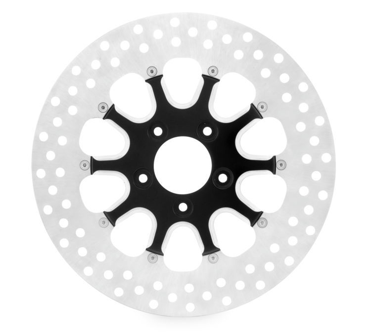 Xtreme Machine エクストリームマシン ディスクローター LAUNCH ブレーキローター 【Launch Brake Rotors】 COLOR:Black Cut Xquisite [678292]