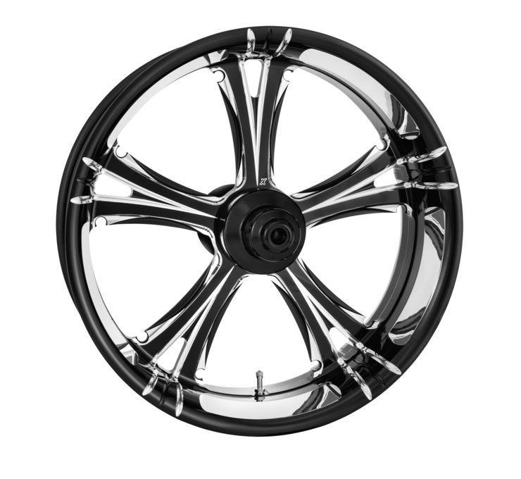 Xtreme Machine エクストリームマシン ホイール ホイール本体 FIERCE ホイール【Fierce FLTR Wheels】 Machine COLOR:Black Cut [678353] FLHR FLHT FLHX FLTR, 犬猫の首輪店 すず首輪製作工房:21e23544 --- sunward.msk.ru