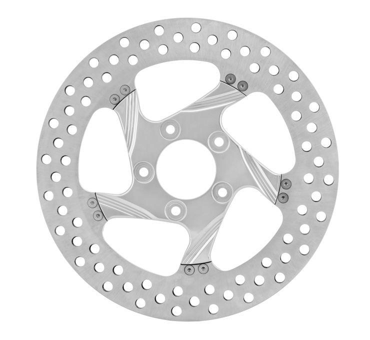 Xtreme Machine エクストリームマシン ディスクローター クルーズブレーキローター 【Cruise Brake Rotors】 COLOR:Chrome [678820] FLH FLST FLT FXD 06-17 FXST