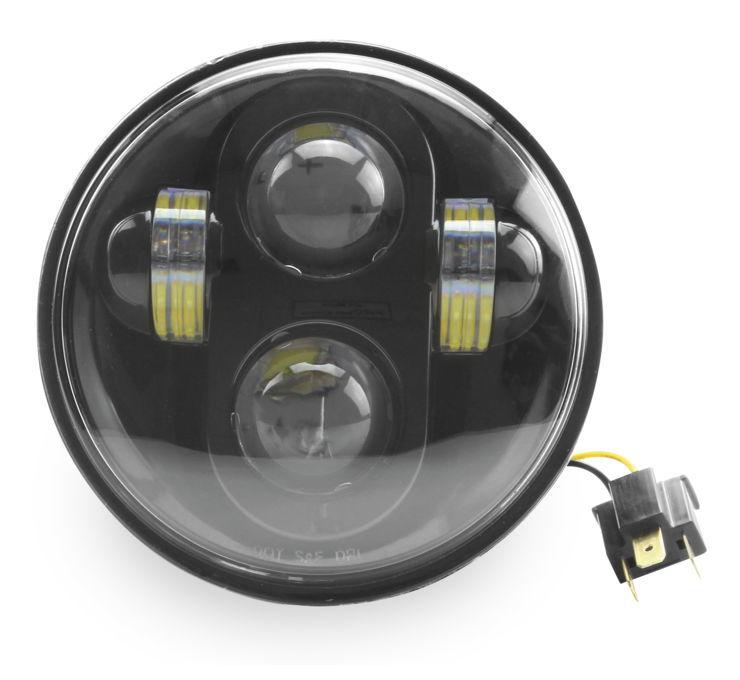Cyron サイロン URBAN5 LED一体型ヘッドライト 【Urban5 LED Integrated Headlight】