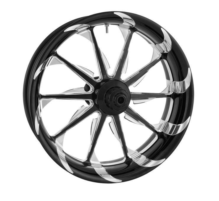Xtreme ホイール本体 FLSTF Machine エクストリームマシン ホイール本体 LAUNCH ホイール【Launch Wheels】 Wheels】 COLOR:Black Cut [678616] FLSTF 08-17, ブランドマイスター:f674714d --- sunward.msk.ru