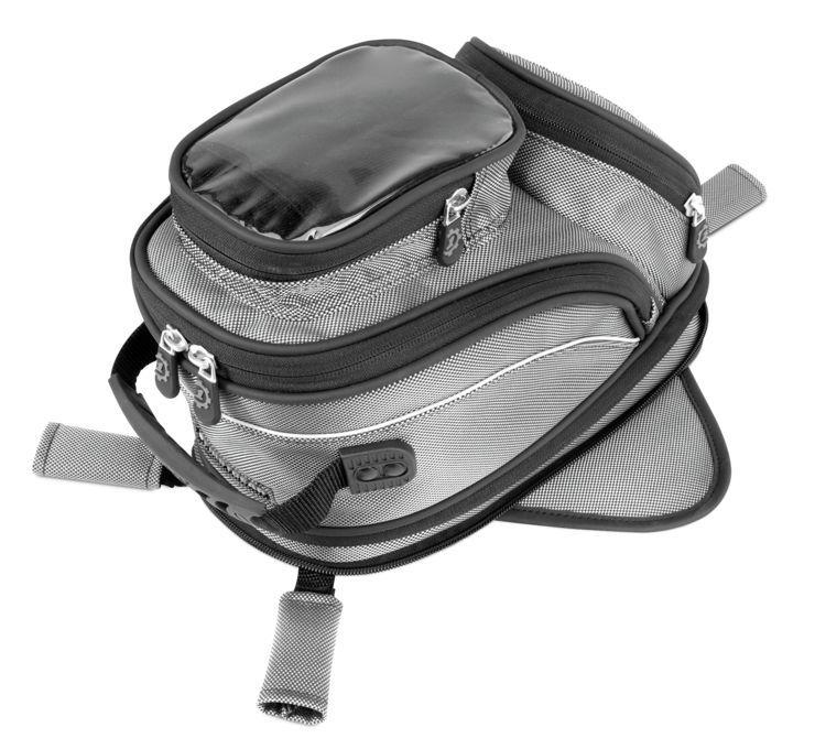FirstGear ファーストギア SILVERSTONE ミニタンクバッグ 【Silverstone Mini-Tank Bag [107261]】