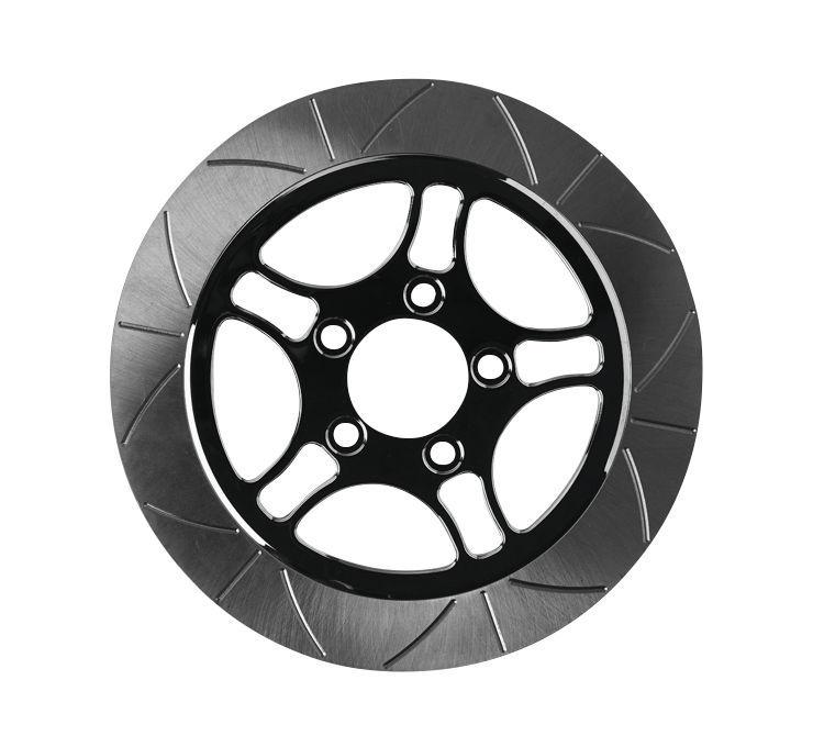 Lyndall ラインデール ディスクローター レーシングブレーキローター 【Racing Brakes Rotors [215856]】 FLH FLST FLT FXD FXDB FXST XL