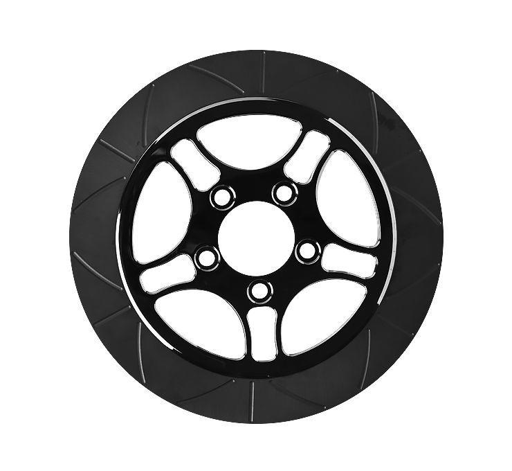 Lyndall ラインデール レーシングブレーキローター 【Racing Brakes Rotors [215857]】 XL FXST FXDB FXD FLT FLST FLH