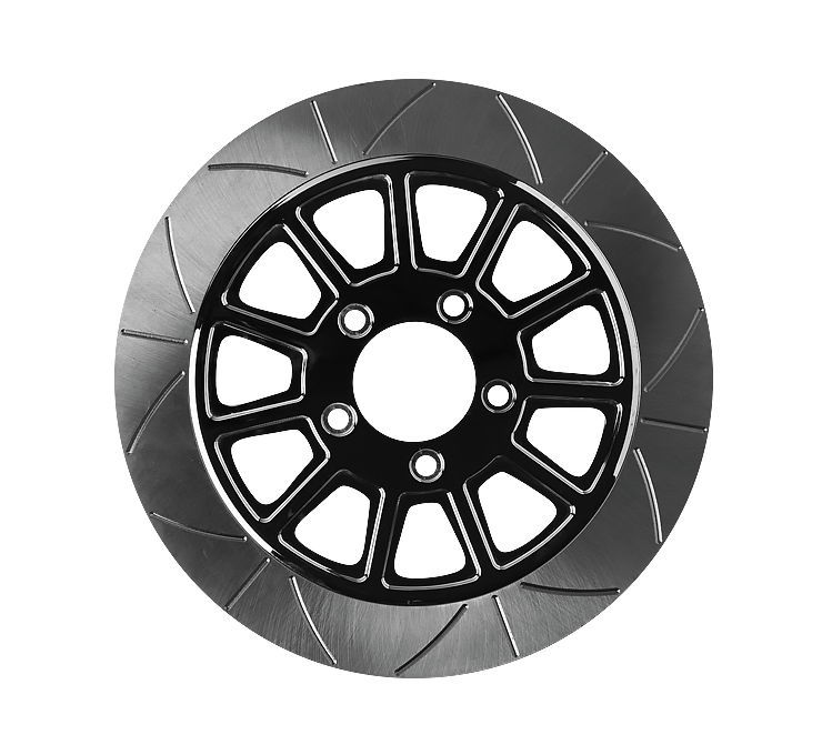 Lyndall ラインデール ディスクローター レーシングブレーキローター 【Racing Brakes Rotors [215872]】 FLH FLST FLT FXD FXDB FXST XL