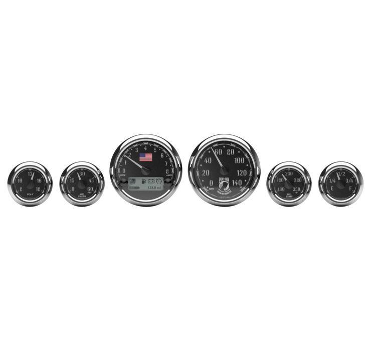Medallion メダリオン プレミアム バガーゲージキット 【Premium Bagger Gauge Kits】