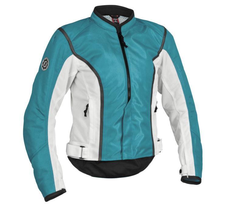FirstGear ファーストギア レディース コンターメッシュジャケット 【Women's Contour Mesh Jacket レディース】 Size:S [515842]