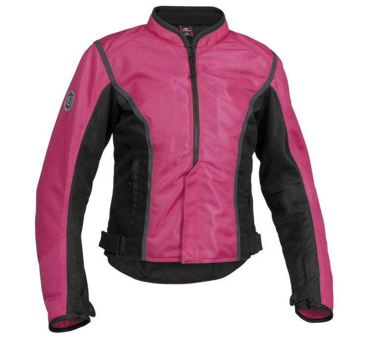 FirstGear ファーストギア レディース コンターメッシュジャケット 【Women's Contour Mesh Jacket レディース】 Size:L [515931]