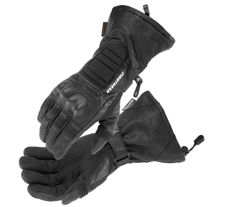 FirstGear ファーストギア ウインターグローブ メンズ FARGO グローブ 【Men's Fargo Gloves】 Size:3XL [516194]