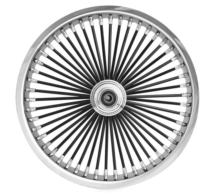 Ridewright ライドライト 50 Spoke Exotica Wheels [672370] FXSTS FXSTB FXST FLSTF