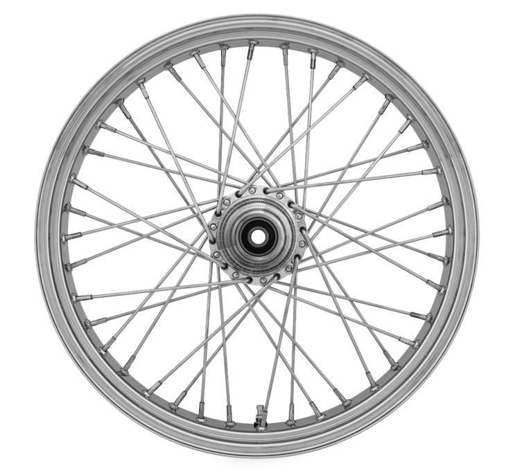 Ridewright ライドライト 40 Spoke Omega Wheels FLHT FLH