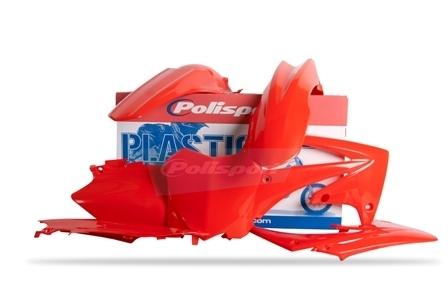 POLISPORT ポリスポーツ フルカウル・セット外装 MX コンプリートキット (フルセット外装) CRF250R CRF450R