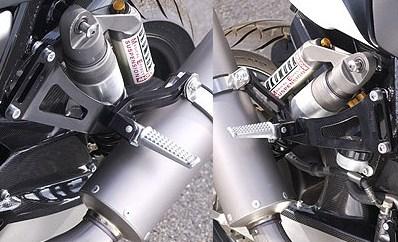 ヤマモトレーシング YAMAMOTO RACING タンデムステップ CB1300SF CB1300SB