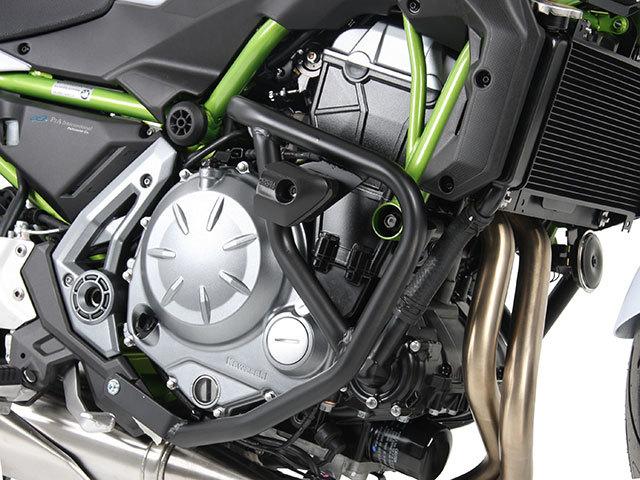 【ポイント5倍開催中!!】【クーポンが使える!】 HEPCO&BECKER ヘプコ&ベッカー ガード・スライダー エンジンガード Z 650