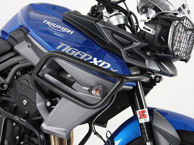 HEPCO&BECKER ヘプコ&ベッカー タンクガード Tiger 800 XC Tiger 800 XCX Tiger 800 XCA Tiger 800 XR Tiger 800 XRX Tiger 800 XRT