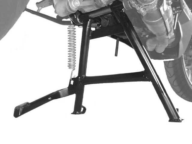 HEPCO&BECKER ヘプコ&ベッカー センタースタンド Tiger 1050