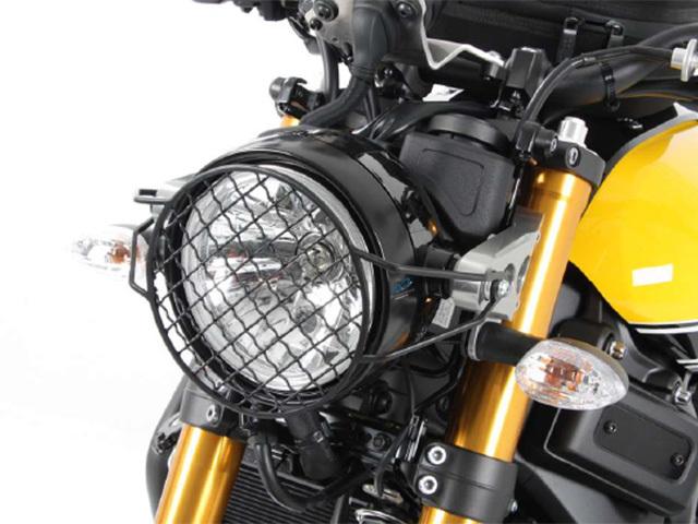 【在庫あり】HEPCO&BECKER ヘプコ&ベッカー ヘッドライトグリル XSR 900