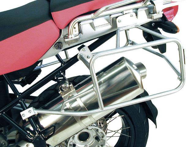 HEPCO&BECKER ヘプコ&ベッカー サイドケースホルダー R 1200 GS Adventure