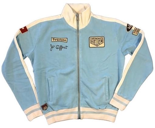 Warson Motors 【Warson Motors】 SIFFERT TRACK JACKET BLUE TARGA MEN (シフェール トラック ジャケット)