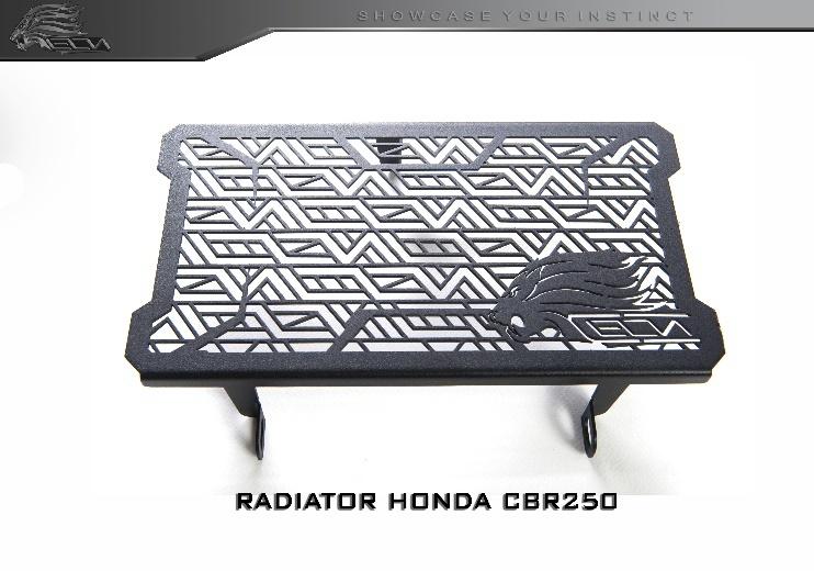LEON レオン ラジエーターコアガード CBR250R
