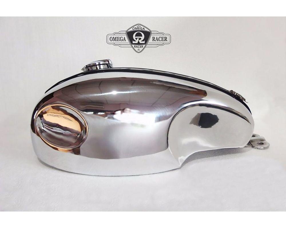 OMEGA RACER オメガレーサー アルミタンク【Thrux】 Thruxton 900 (04-15)