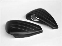 CHIC DESIGN シックデザイン ティーラ サイドカバー カラー:艶ありブラック塗装 SPORTSTERファミリー