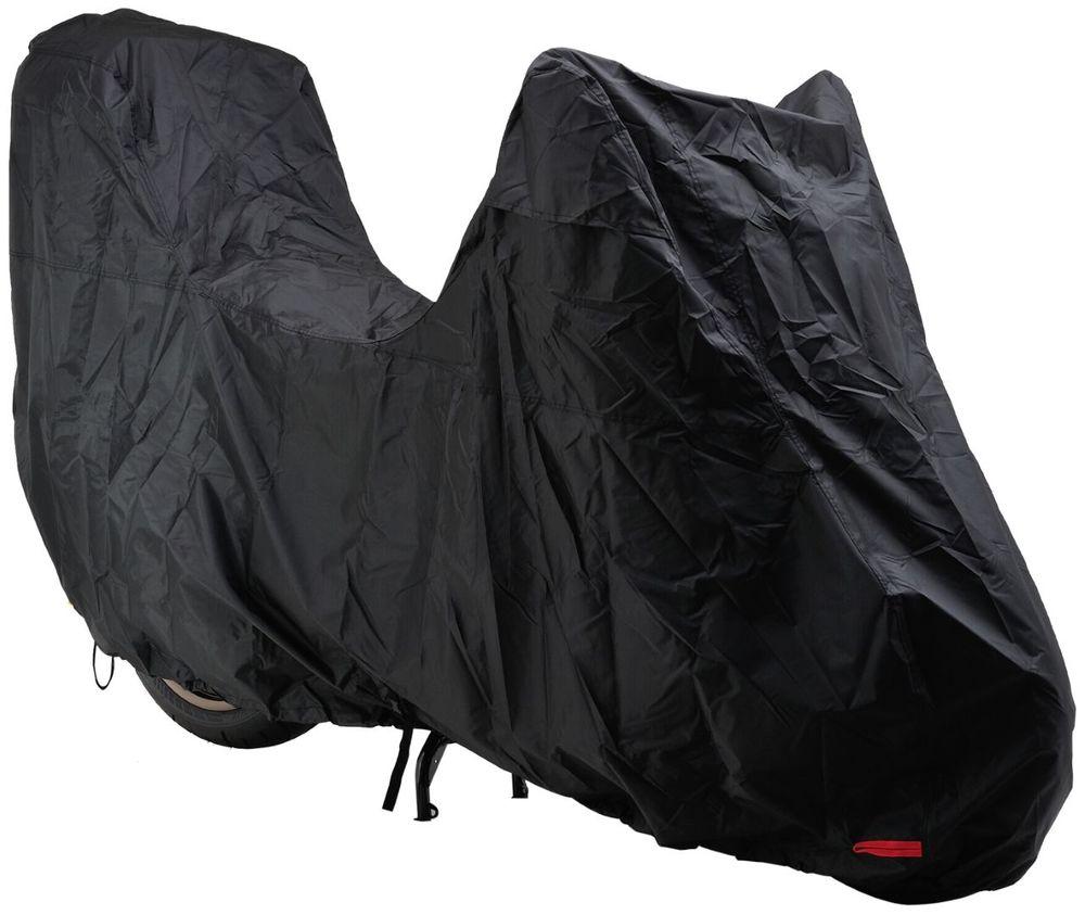 DAYTONA デイトナ バイクカバー ブラックカバー ウォーターレジスタント ライト トップケース装着車用 ビッグスクーター