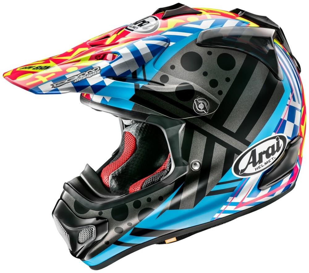 Arai アライ V-CROSS4 BARCIA2 [Vクロス4 バーシア2] ヘルメット