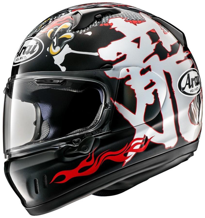 【クーポン配布中】Arai アライ フルフェイスヘルメット XD DRAGON [エックスディー ドラゴン] ヘルメット サイズ:S(55cm-56cm)
