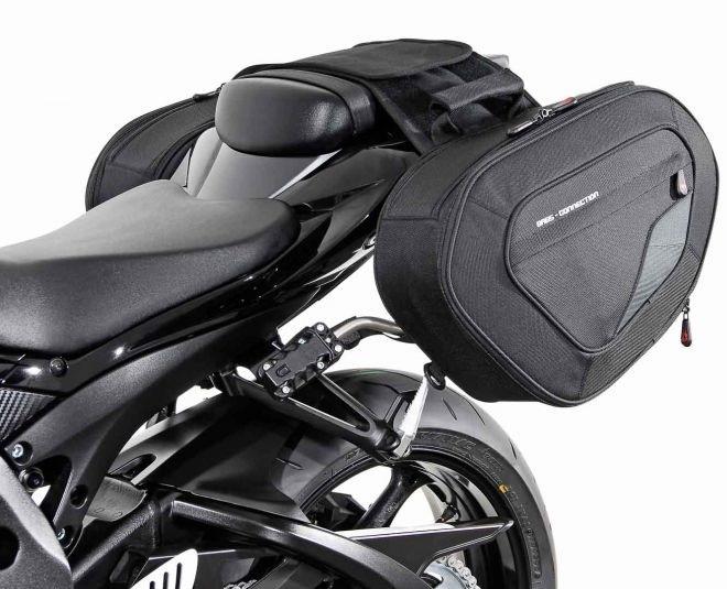 SW-MOTECH SWモテック BLAZE(ブレイズ) サドルバッグセット GSX-R1000 GSX-R1000 GSX-R750 GSX-R600