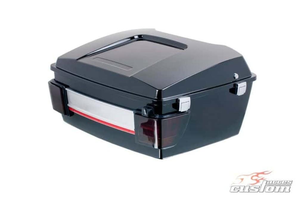 CUSTOM ACCES カスタムアクセス トップケース・テールボックス リッジドスーツケース