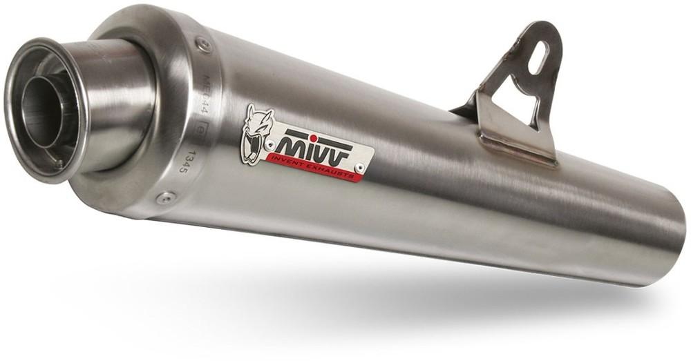 MIVV ミヴ X-CONE スリップオンマフラー Z750(水冷)