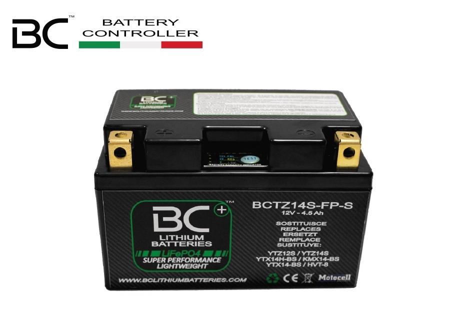 BC BATTERY CONTROLLER ビーシーバッテリーコントローラー BC リチウムイオンバッテリー(LiFePO4)