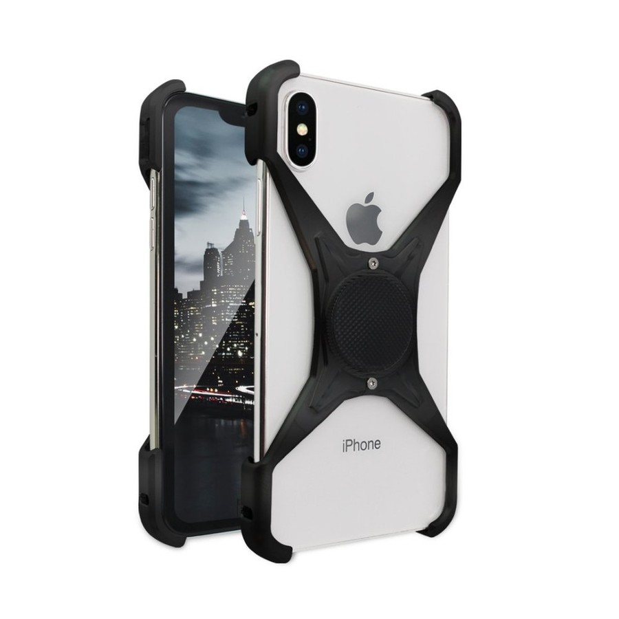 ROKFORM ロックフォーム スマートフォンケース Predator シリーズ iPhone XS / X カラー:ブラック