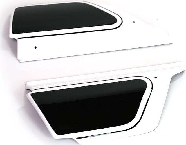 UNIT GARAGE ユニットガレージ サイド キット Fuoriluogo ロー マフラー用 SCRAMBLER DESERT SLED Scrambler 800