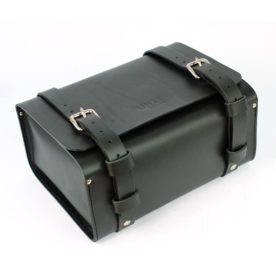 UNIT GARAGE ユニットガレージ リア ラゲッジ バッググレインレザー製